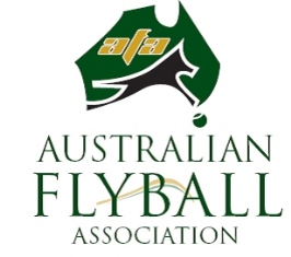 AFA Flyball Flyer Update