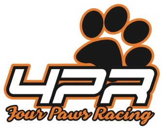 Four Paws Racing logo