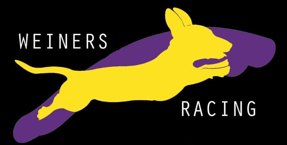 Vic Weiners Flyball Racing Club logo