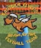 Eastside Flyers Flyball Club logo