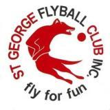 St George Flyball Club logo
