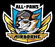 All Paws Airborne Flyball Inc logo