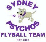 Sydney Psychos Flyball Team Pty Ltd logo